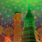 バンコクで女一人旅ならワットパクナムへ!空いてる時間や徒歩でも!