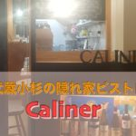 【武蔵小杉】イタリアンのカリネ(Caliner)が素敵すぎる