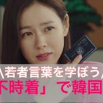韓国ドラマで勉強!!「愛の不時着」で楽しく学ぶ若者言葉まとめ