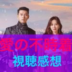 韓国ドラマ「愛の不時着」を見た感想!ヒョンビン×ソン・イェジン
