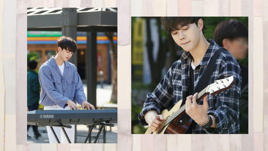 ソンガン 、ギター、ピアノ